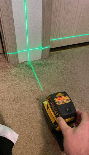 Spectra precision line and dot laser green for Sale in Lynnwood, WA