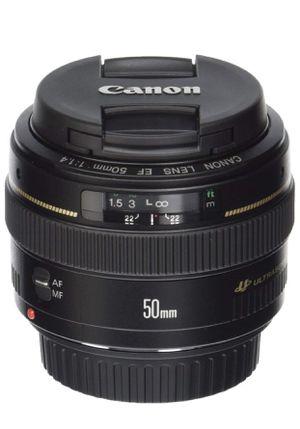 Canon EF 50mm f/1.4 USM Almost new for Sale in Miami, FL