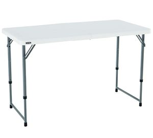 Lifetime Utility Folding Table for Sale in San Francisco, CA