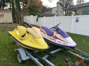 95 SPI 96XP Both run amazing Xp very fast for Sale in Lancaster, PA