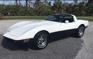 1981 CHEVY CORVETTE - NUMBERS MATCHING! for Sale in Melbourne, FL