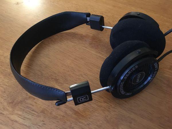 Grado & Audiotechnica headphones and DACs