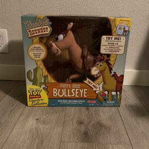 Toy Story Woody's Horse BULLSEYE *COLLECTOR'S EDITION for Sale in Milwaukie, OR