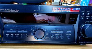 Sony 5 channel stereo receiver w/ remote for Sale in Oconto, NE