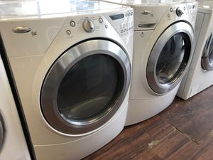 Whirlpool washer and dryer electric for Sale in Pleasant Grove, UT