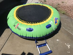 HUGE Inflatable trampoline for the lake like a boat tube for Sale in Phoenix, AZ