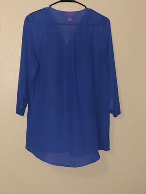 Blue blouse for Sale in Fresno, CA