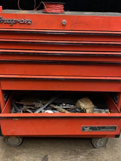 Snap On Tool Box Plus Tools for Sale in Olalla,  WA
