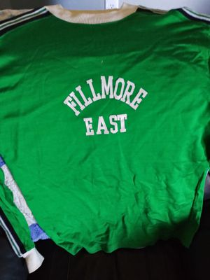 Fillmore East Usher Jersey reproduction for Sale in NO FORT MYERS, FL