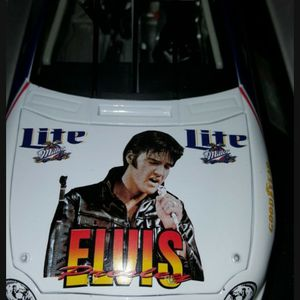 Two Box Of Bands And Elvis Car And Elvis Action Figure For $75 for Sale in Clovis, CA