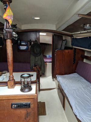 30 Ft Newport Sailboat for Sale in Chula Vista, CA