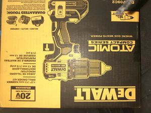 Hammer drill/driver kit for Sale in Tampa, FL