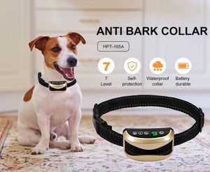 Dog Bark Collar Rechargeable Anti-Barking Training Collar Reflective Dog Collar for Sale in Vancouver, WA