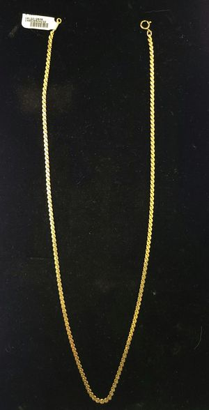 14K gold chain for Sale in North Las Vegas, NV