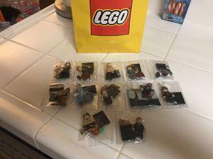 LEGO Minifigures LOT. for Sale in Lakeside, CA