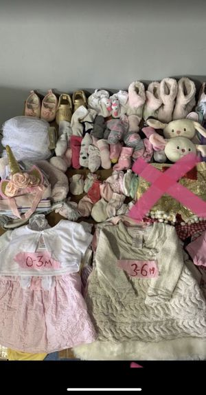 Baby Girl Everything for Sale in Houston, TX