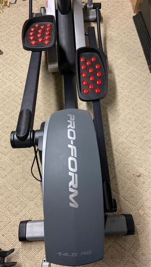 Pro-Form Elliptical 14.0 RE for Sale in Middletown, CT