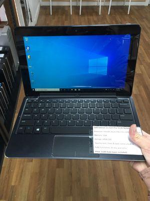 Dell Venue 11 inch Pro 5130 touchscreen notebook for Sale in Renton, WA