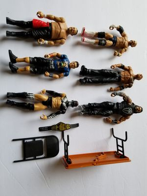 Wwe action figures And Accessories 2011- 2017 for Sale in Phoenix, AZ