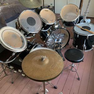 Drum set - Half Pearl! for Sale in Milford, CT