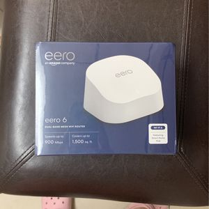 Eero 6 Dual-Band Mesh Wifi Router for Sale in Chino Hills, CA