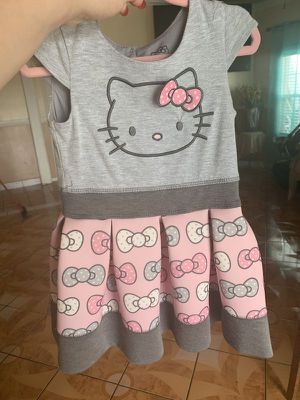 Hello Kitty Toddler Dress for Sale in Los Angeles, CA