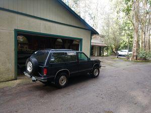 1994 Chevy Blazer 4x4 for Sale in Bremerton, WA