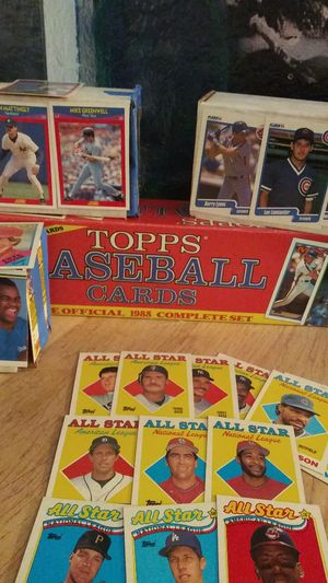 Look 1990 baseball cards for Sale in Concord, CA