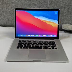 MacBook Pro 15inch Retina i7 2.8 Dual Graphics 16g for Sale in Turlock, CA