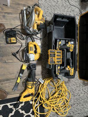 Dewalt Tools Set for Sale in West Des Moines, IA