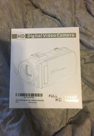 Digital video camera for Sale in Plant City, FL