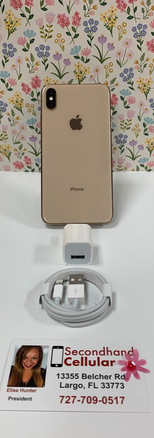 🌼~LIKE NEW 256GB Gold iPhone Xs Max~🌼 for Sale in Clearwater, FL