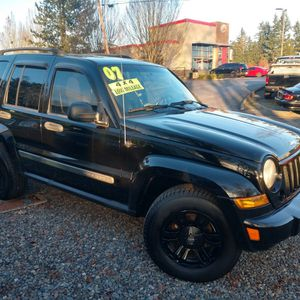 2007 Jeep Liberty for Sale in Snohomish, WA