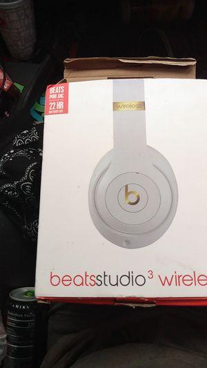 Beats studio 3. Wireless headphones for Sale in Seattle, WA