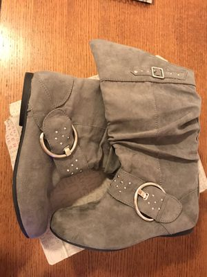 BRAND NEW GIRL BOOTS for Sale in Union City, CA