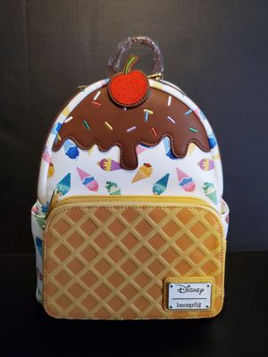 Disney Loungefly Princess Ice Cream Backpack for Sale in Pico Rivera, CA