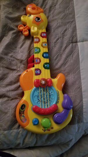 V tech Zoo Jamz Guitar for Sale in Largo, FL
