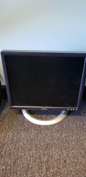 Dell 17 inch monitor lcd pc computer screen for Sale in Venice, FL