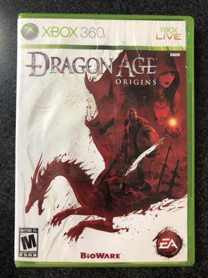 Xbox 360 Dragon Age Origins Game for Sale in Preston, CT