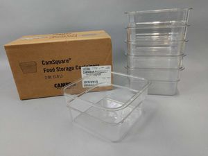 "Case/6 New CAMBRO #24CV335 - 1/2 Size X 4"" Deep for Sale in San Diego, CA"