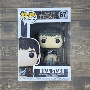 Funko Pop 67 Bran Stark - Game Of Thrones Memorabilia for Sale in Gansevoort, NY