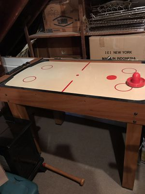 Air hockey table! for Sale in North Massapequa, NY