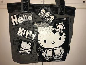 Hello kitty punk rock tote/purse for Sale in Rhome, TX