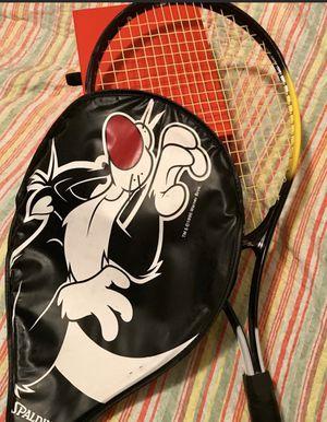 Sylvester & Tweety Spalding Tennis Racket for Sale in Miami, FL
