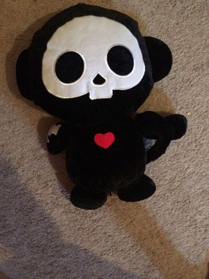 Skelanimals monkey large plush for Sale in Lincoln, NE