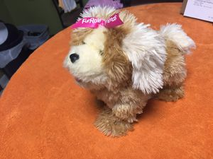 FurReal friends robot puppy for Sale in Saint Paul, MN