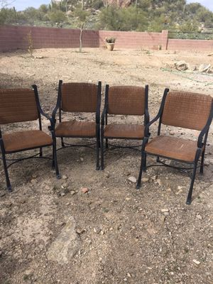 Outdoor Chairs! for Sale in Tucson, AZ
