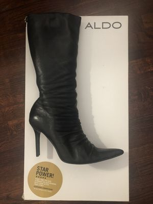 Aldo boots below knee size 38 for Sale in Lincoln Acres, CA