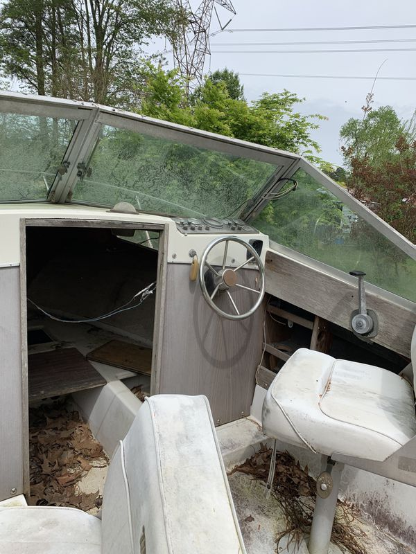 1972 Seacraft Seafari 20 w/trailer