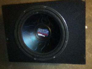 12 in subwoofer for Sale in Norwalk, CA